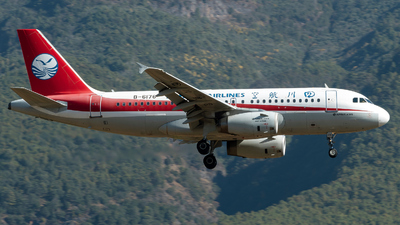 B-6176 - Airbus A319-133 - Sichuan Airlines