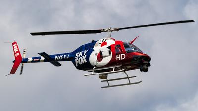 N8YJ - Bell 206B JetRanger II - Helicopters Inc.