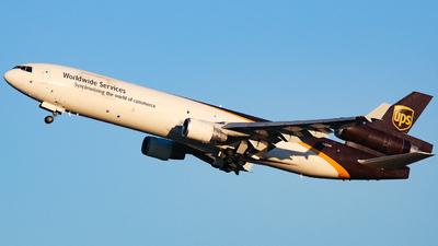 N275UP - McDonnell Douglas MD-11(F) - United Parcel Service (UPS)