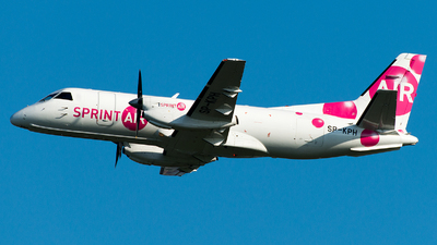 SP-KPH - Saab 340A(F) - SprintAir
