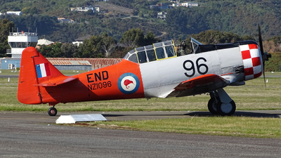 ZK-END - North American AT-6D Harvard III - Private
