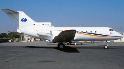 EX-87228 - Yakovlev Yak-40 - Air Libya Tibesti