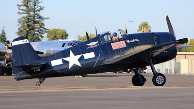 N1078Z - Grumman F6F-5 Hellcat - Commemorative Air Force
