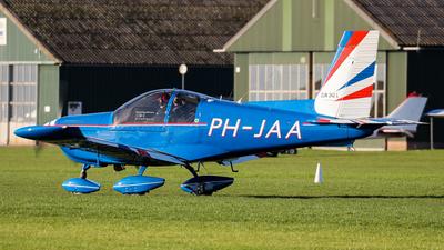 PH-JAA - Zlin Z-242L - Private