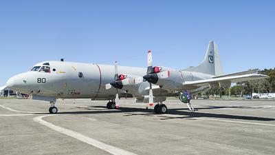 80 - Lockheed P-3C Orion - Pakistan - Navy