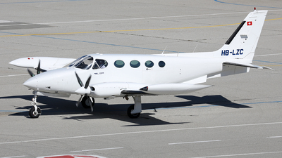A picture of HBLZC - Cessna 340A - [1263] - © Karl Dittlbacher