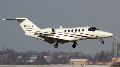 OK-ILA - Cessna 525C CitationJet 4 - Private