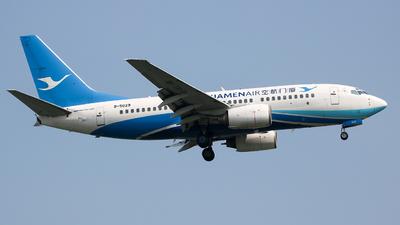 B-5029 - Boeing 737-75C - Xiamen Airlines