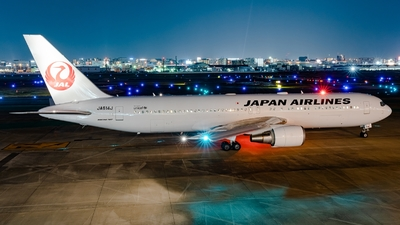 A picture of JA614J - Boeing 767346(ER) - Japan Airlines - © S Waki