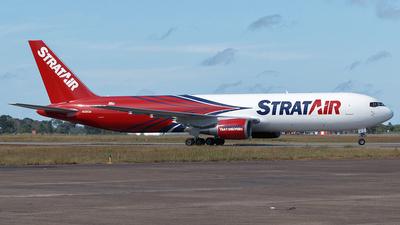 N351CM - Boeing 767-306(ER)(BDSF) - Stratair