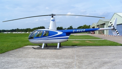 G-HVER - Robinson R44 Raven II - HQ Aviation