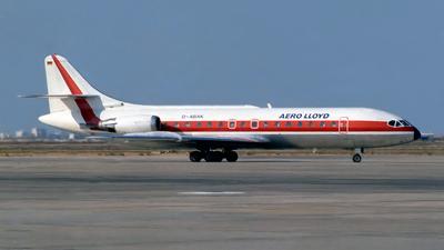 D-ABAK - Sud Aviation SE 210 Caravelle 10R - Aero Lloyd