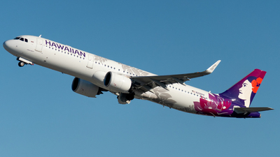 A picture of N228HA - Airbus A321271N - Hawaiian Airlines - © global_flyer1