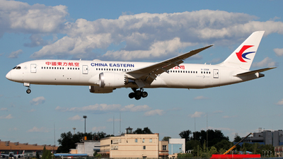 B-206K - Boeing 787-9 Dreamliner - China Eastern Airlines