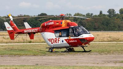 D-HNNN - MBB BK117B-2 - DRF Luftrettung