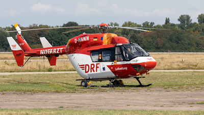 A picture of DHNNN - MBB Bo 105 - [] - © Sebastian Sowa