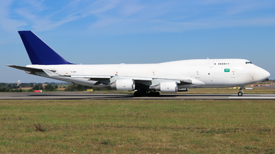 A picture of TFAMR - Boeing 74745E(BDSF) - Air Atlanta Icelandic - © Lars Rohde