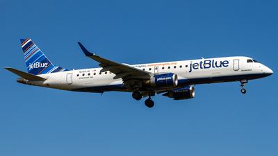 N355JB - Embraer 190-100IGW - jetBlue Airways