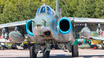 RF-91972 - Sukhoi Su-25BM Frogfoot - Russia - Air Force