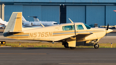 N5765N - Mooney M20J-201 - Private