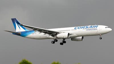 F-HJAZ - Airbus A330-343 - Corsair International
