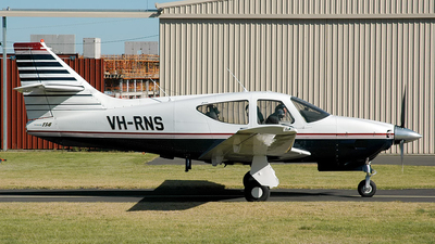 VH-RNS - Rockwell Commander 114 - Private
