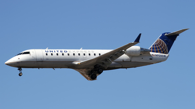 N920SW - Bombardier CRJ-200ER - United Express (SkyWest Airlines)