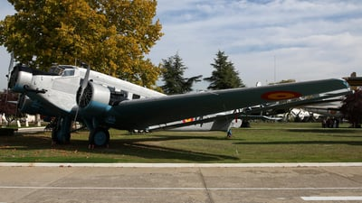 T.2B-254 - CASA 352L - Spain - Air Force
