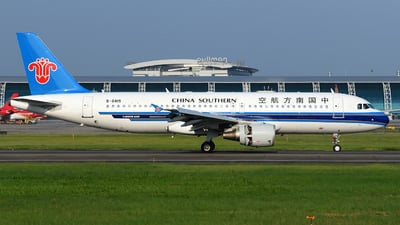 B-6815 - Airbus A320-214 - China Southern Airlines