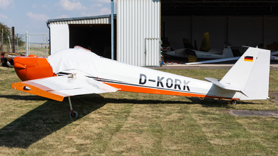 D-KORK - Scheibe SF.25C Falke - Private
