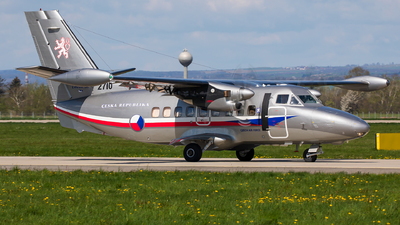 2710 - Let L-410UVP-E20D Turbolet - Czech Republic - Air Force