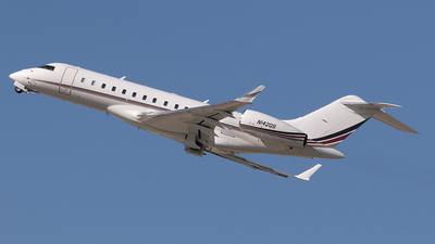 N142QS - Bombardier BD-700-1A10 Global 6000	 - NetJets Aviation
