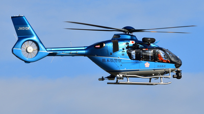 JA010K - Airbus Helicopters H135 - Japan - Police