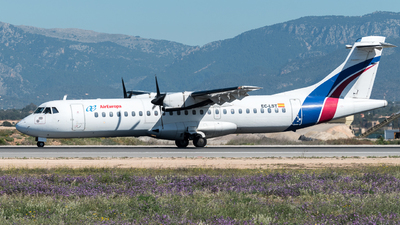 EC-LST - ATR 72-201 - Air Europa (Swiftair)
