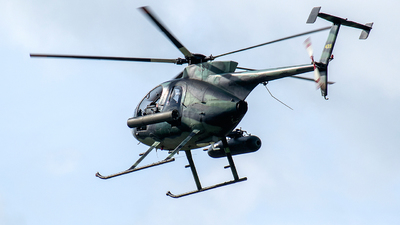 439 - McDonnell Douglas MD-520MG - Philippines - Air Force