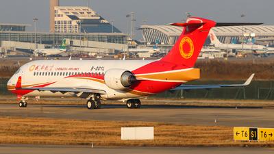 B-001L - COMAC ARJ21-700 - Chengdu Airlines