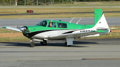 N6974V - Mooney M20F - Private