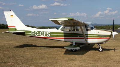 A picture of ECGFS - Cessna F172H - [F1720635] - © Daniel Schwinn