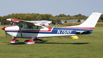 N76RF - Cessna 182P Skylane - Private