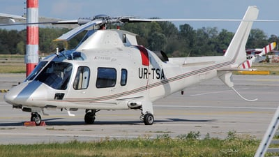 UR-TSA - Agusta A109 Power Elite - ISD Avia Aircompany