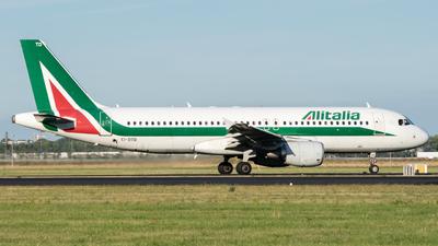 EI-DTD - Airbus A320-216 - Alitalia