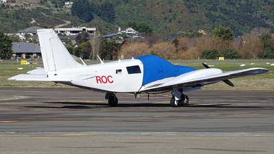 ZK-ROC - Piper PA-34-200 Seneca - Mainland Air