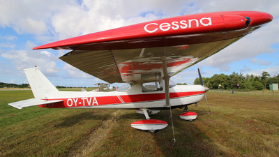 OY-TVA - Reims-Cessna F152 - Private