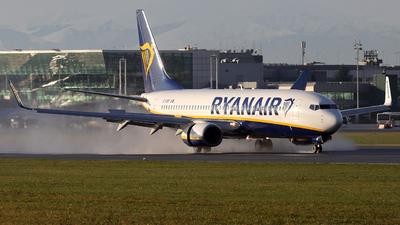 A picture of EIEBF - Boeing 7378AS - Ryanair - © Alberto Cucini