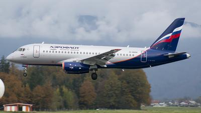 RA-89056 - Sukhoi Superjet 100-95B - Aeroflot
