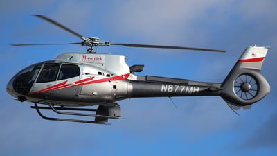 N877MH - Eurocopter EC 130T2 - Maverick Helicopters