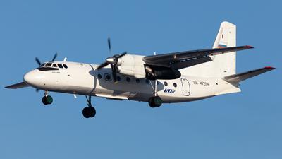 RA-47264 - Antonov An-24RV - UTair Cargo