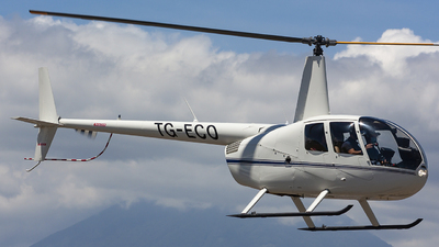 TG-ECO - Robinson R44 Raven II - Private