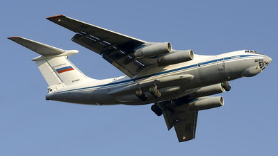 RF-78807 - Ilyushin IL-76MD - Russia - Air Force
