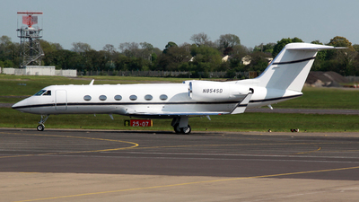 N854SD - Gulfstream G-IV - Private